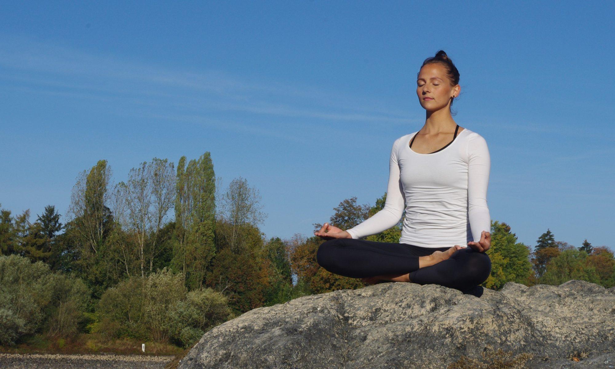 Yoga mit Lucie